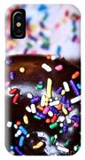 Double Doughnuts IPhone Case