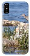 Dowitcher IPhone Case