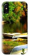 Down By The Riverside IPhone Case
