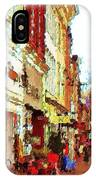 Down Town IPhone Case