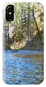 Downstream IPhone Case