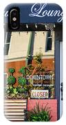 Downtown Beauty Lounge IPhone Case