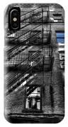 Downtown Blue Sky Dreams IPhone Case