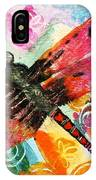 Dragonfly Fairy II IPhone Case
