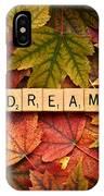 Dream-autumn IPhone Case