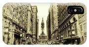 Dreamy Philadelphia IPhone X Case