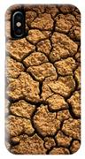 Dried Terrain IPhone Case