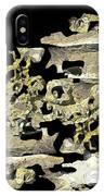 Driftwood Study 4 IPhone Case