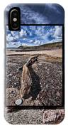 Driftwood Triptych IPhone Case