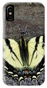 Driveway Butterfly IPhone Case