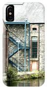 Dublin. Old Harbour IPhone Case