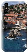 Dubrovnik By The Sea IPhone Case