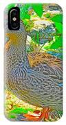 Duckside IPhone Case