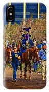 Dukes Of Rex - Impasto IPhone Case
