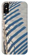 Dune Fence Graphic IPhone Case