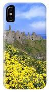 Dunluce Castle, Co. Antrim, Ireland IPhone Case