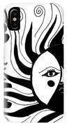 Dusk Dancer IPhone Case