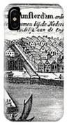 Dutch Recapture Of New York, 1673 IPhone Case