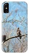 Eagle Family IPhone Case