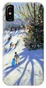 Early Snow Darley Park IPhone Case