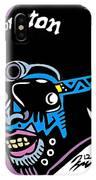 Eazy E Full Color IPhone Case