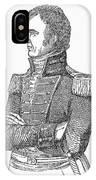 Edmund Pendleton Gaines IPhone Case