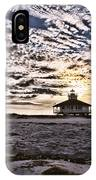 Eerie Lighthouse IPhone Case