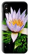 Egg Lily IPhone Case
