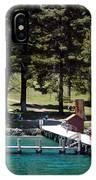 Ehrman Mansion Sugar Pine Point State Park IPhone Case