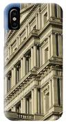 Eisenhower Executive Office Building Washington Dc IPhone Case