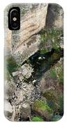El Tayo River Gorge In Ronda IPhone Case