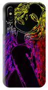 Electric Girl IPhone Case