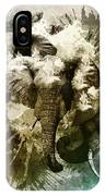Elephants Gone Wild IPhone Case
