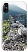 Eleutherae Walls IPhone Case