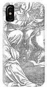 Elijahs Ascent To Heaven IPhone Case
