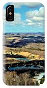 Elk Mountain Ski Resort IPhone Case