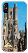Ely Cathedral IPhone Case