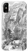 Emigrants To The West, 1865 IPhone Case