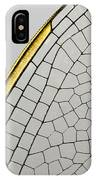Emperor Dragonfly Anax Imperator Wing IPhone Case