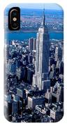 Empire State Building Nyc IPhone Case