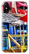 Emporio Grano IPhone Case