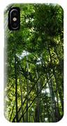 Enchanted Forest Haleakala National Park IPhone Case