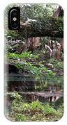 Enchanted Forrest IIi IPhone Case