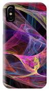 Energetic IPhone Case