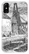 England: Coal Mining IPhone Case