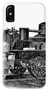 England: Locomotive, C1831 IPhone Case