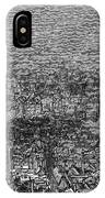 England: Manchester, 1876 IPhone Case