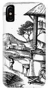 England: Water Mill IPhone Case