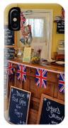 English Tearoom IPhone Case