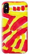 Engulfed Rage IPhone Case